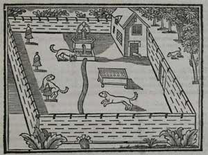 Chenil du 18ème siècle